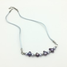 "Necklace ""Lilac"""
