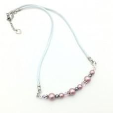 "Necklace ""Cherry blossom"""